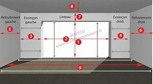 Dimension Porte De Garage Sectionnelle : dimension porte de garage basculante pas cher ~ Edinachiropracticcenter.com Idées de Décoration
