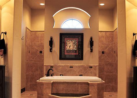 barrel ceiling  shower  tub archways ceilings