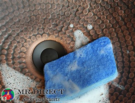 how to clean a copper sink how to clean and maintain a copper sink all