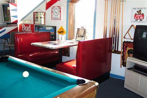 New Zodiac Retro Restaurant Diner Booth Set Booths
