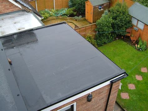 Flat Roof : Flat Roof Materials & Installation Costs 2019
