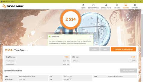 3d Mark : Download Futuremark 3dmark + Timespy