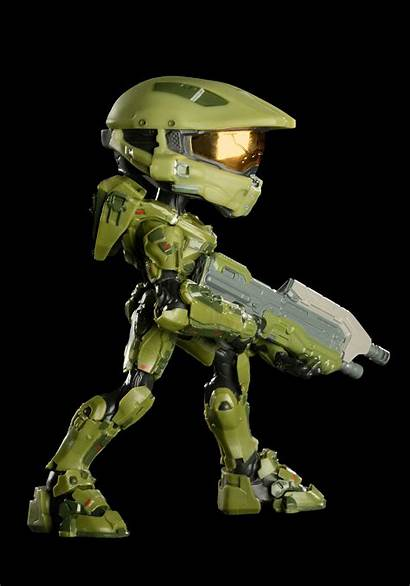 Halo Chief Master Inch Figure Vinyl Fun