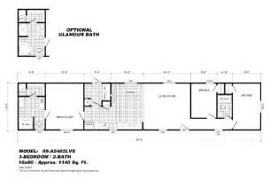 28 16x80 mobile home floor plans mobile home floor