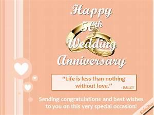 for a 50th wedding anniversary free milestones ecards With 50th wedding anniversary wishes