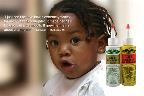 Baby Hair Care Infant Hair Loss Growth Hot Oil Treatment
