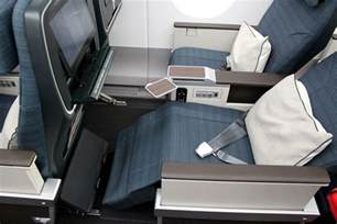 Cathay Pacific Premium Economy Seats