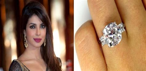 How Much Price Is The Priyanka Chopra's Engagement Ring. Thin Band Rings. Jacket Engagement Rings. Capel Wedding Rings. Octagonal Engagement Rings. Vampire Rings. Crossover Wedding Rings. Uncut Yellow Diamond Rings. Twig Rings