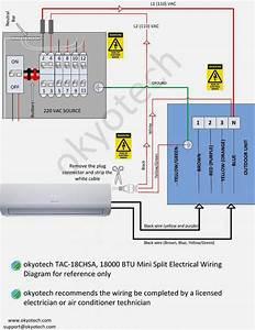 Lg Inverter Mini Split Wiring Diagram