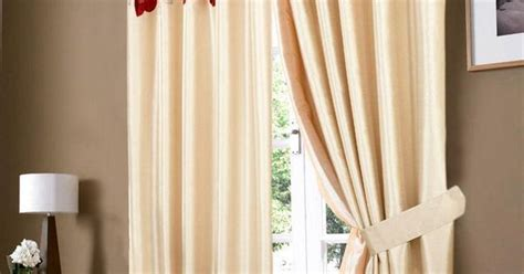 Golden Cream & Red Poppy Ring Top Eyelet Curtain House Of Stuart Curtains Osborne Park Window Curtain Rods Design Baby Bedding Sets With Matching Diy Small Door Rail Portiere How To Calculate Much Material You Need For Corner Shower Rod 48 X Teal And
