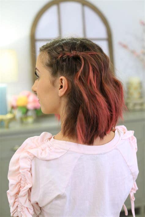 favorite   school hairstyles cute girls hairstyles