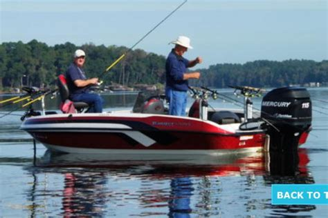 Crappie Fishing Boat Names by What Crappie Boat Would You Buy