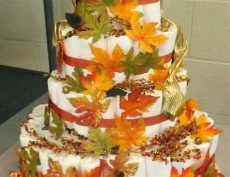 """Fall  Baby Shower """"ashley's Autumn Baby Shower"""" Catch"""