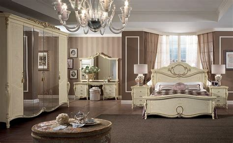 da letto di lusso toilette classica di lusso per camere da letto idfdesign