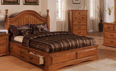 Wood Bedroom Furniture by Repainting Wood Bedroom Furniture For Better Presentation
