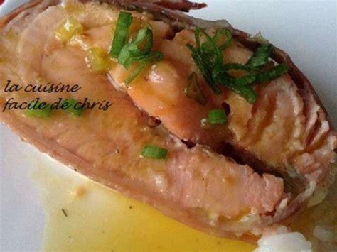 blogs cuisine facile recettes de roti de saumon