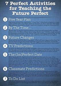 7 Perfect Activities To Teach The Future Perfect  Poster
