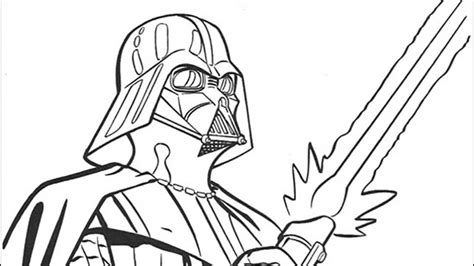 ignite  creativity  star wars coloring pages