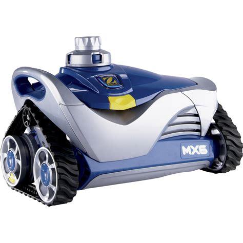robot piscine leroy merlin robot de piscine hydraulique 224 aspiration zodiac mx6 leroy merlin