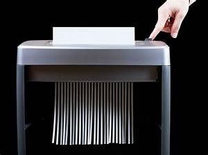 how to choose a personal paper shredder for home office With home document shredding