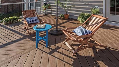 trex enhance photo top nj  home builder