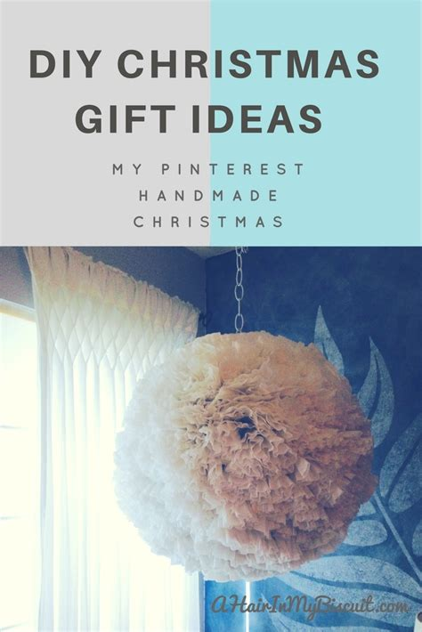 pinterest diy christmas gift ideas a hair in my biscuit