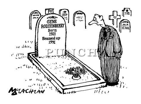 Funny Cartoon Tombstones