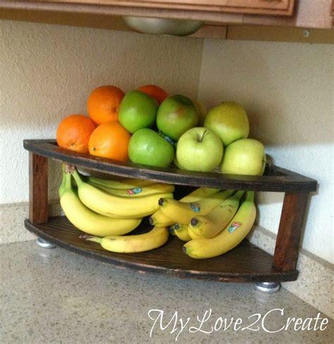 kitchen fruit storage 15 diy produce storage ideas for your kitchen 1745