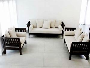 latest wooden sofa designs with price casa apto With wooden sofa set designs for small living room