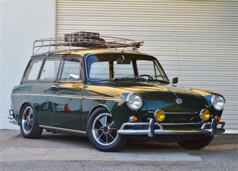 1968 Volkswagen Type 3 Squareback For Sale On Bat Auctions