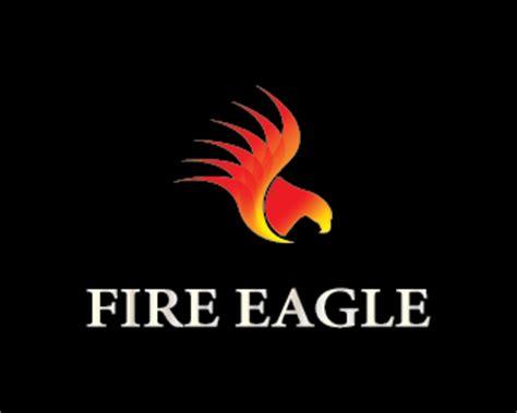 fire eagle designed  logobrainstorm brandcrowd