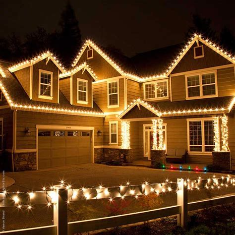 lighting outside house ideas outdoor christmas decorating ideas