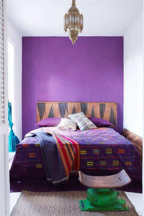 summer trends purple bedrooms   stylish room design