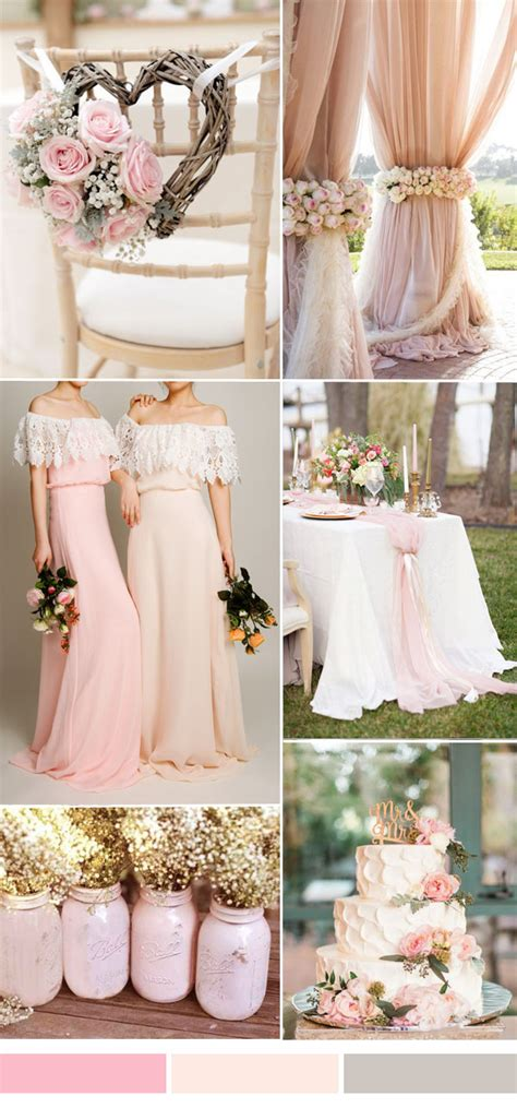 colors for weddings 25 wedding color combination ideas 2016 2017 and bridesmaid dresses trends to rock your big