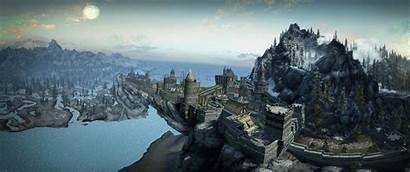 Skyrim Elder Scrolls Games Px Desktop Wallpapers