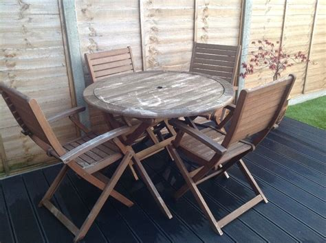 homebase garden furniture table   chairs