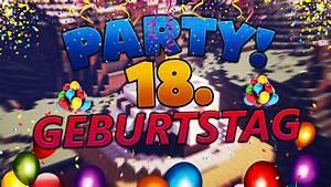 Geburtstag Party Ideen : 18 geburtstag bilder home ideen ~ Frokenaadalensverden.com Haus und Dekorationen