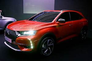 Suv Citroen Ds7 : psa unveils new ds7 crossback sport utility vehicle reuters ~ Melissatoandfro.com Idées de Décoration
