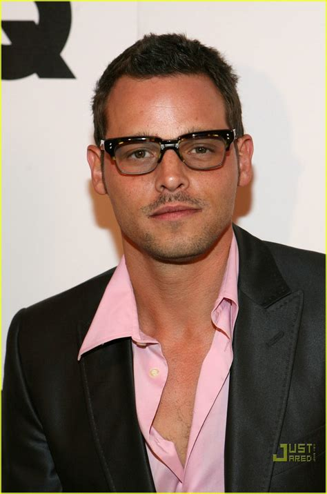 justin chambres justin chambers gq of the year awards 2007 photo