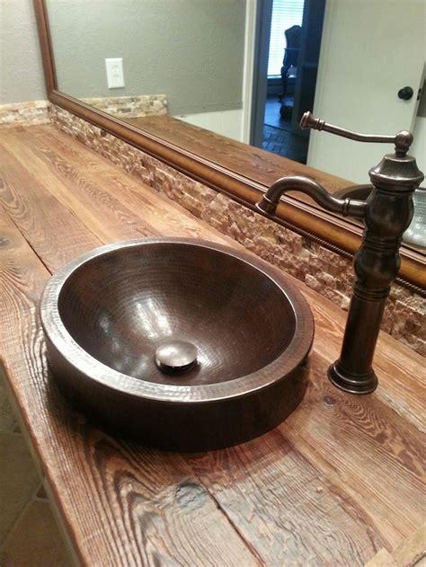 25 Best Wood Bathroom Vanities And Sinks Images On