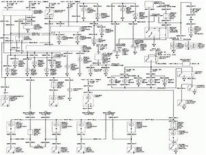 1993 Honda Accord Wiring Harness Diagram