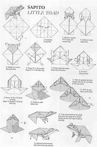 Frog Origami By Roman Diaz