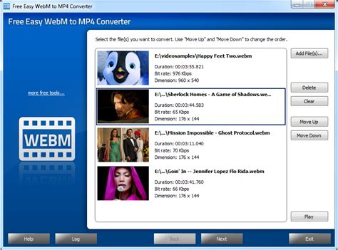 how to webm on iphone page 40 of software multimedia