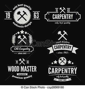 Vector of Set of logo, label, badge and logotype elements