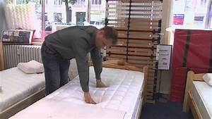 Kompressor Test Stiftung Warentest : matratzen test stiftung warentest youtube ~ Jslefanu.com Haus und Dekorationen