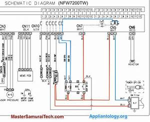Wiring Diagram For Samsung Washer Parts For Samsung Washer Wiring Diagram