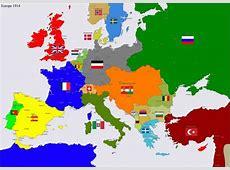 Country Server Europe 1914 Minecraft Server