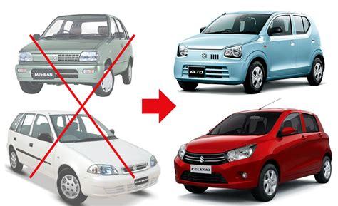 Finally Pak Suzuki About To Replace Mehran With Alto 660cc