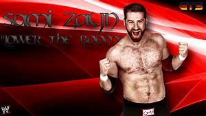 WWE Sami Zayn Wallpaper - WallpaperSafari