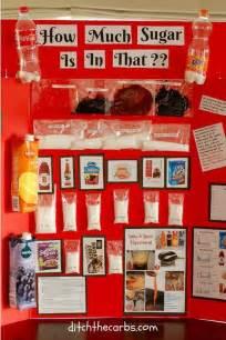 Sugar Science Fair Project